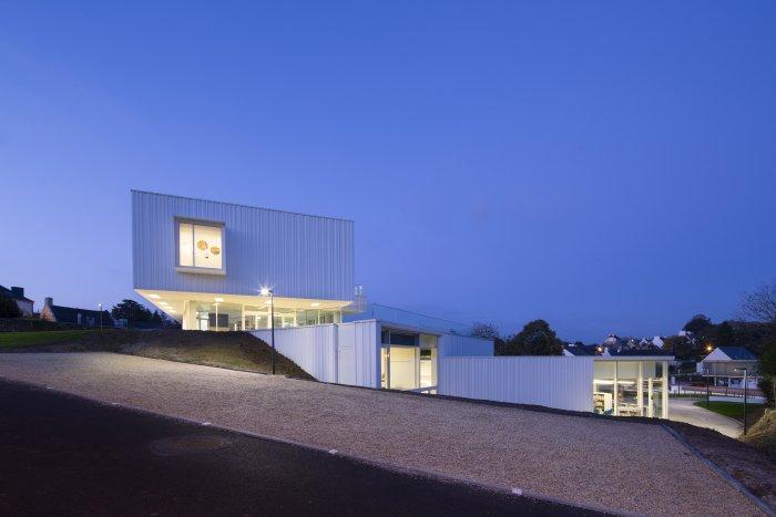 Le programme architectural